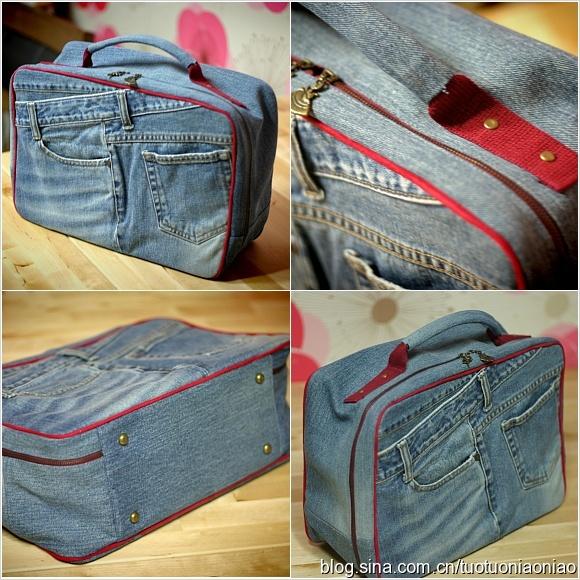 сумки из старых джинсов выкройки.