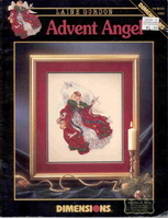 Dimensions 00208 Advent Angel (153x200, 16Kb)