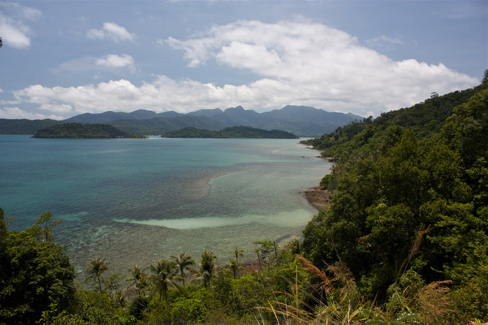 остров Чанг, Koh Chang Long Beach)