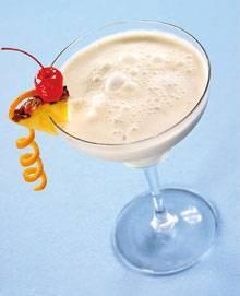 1. Все компоненты коктейля взбить в блендере.  Приятного аппетита!