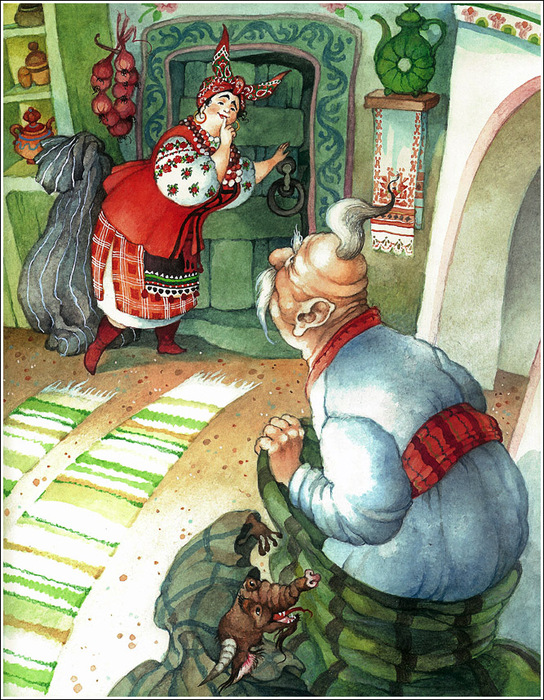 Olga Ionaytis_ The Night Before Christmas 4 (544x700, 244Kb)
