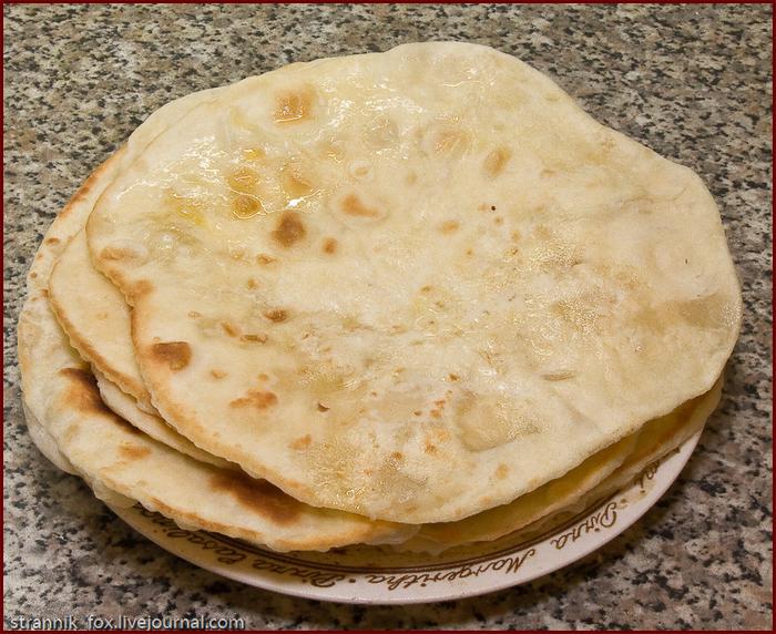 Кыстыбый Татарская кухня