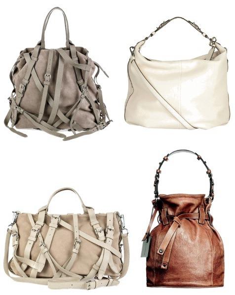 Коллекции самых модных сумок 2011.