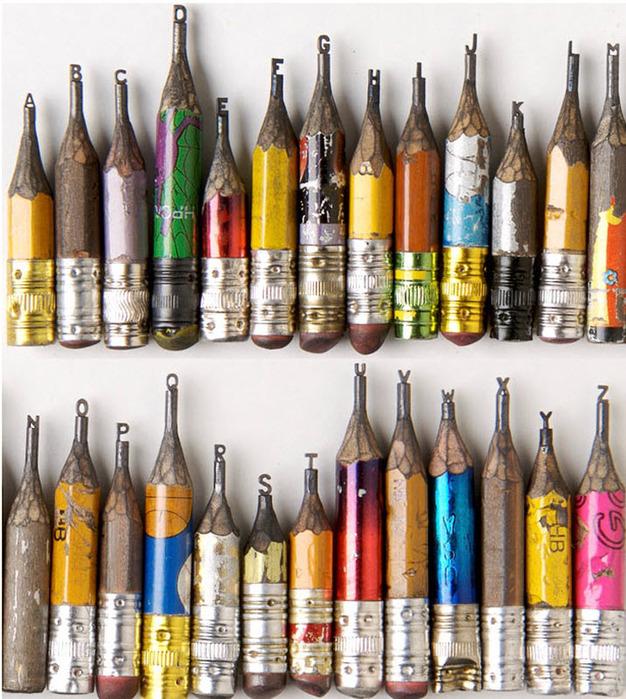 Скульптуры из карандаша Далтона Гетти. 3518263_1390 (626x700, 195Kb)