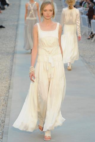 Круизная коллекция 2011-2012 от Chanel.