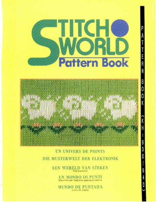 Stitch world. Pattern book (KH-930-940)_1 (542x700, 64Kb)