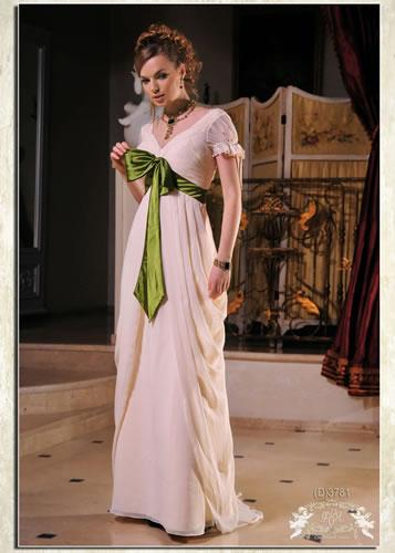 Свадебные и вечерние платья коллекции 2012.