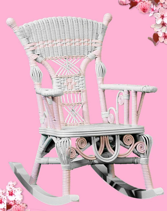 Aunt_Millie_Rocker_white_with_pink_trim (551x700, 276Kb)