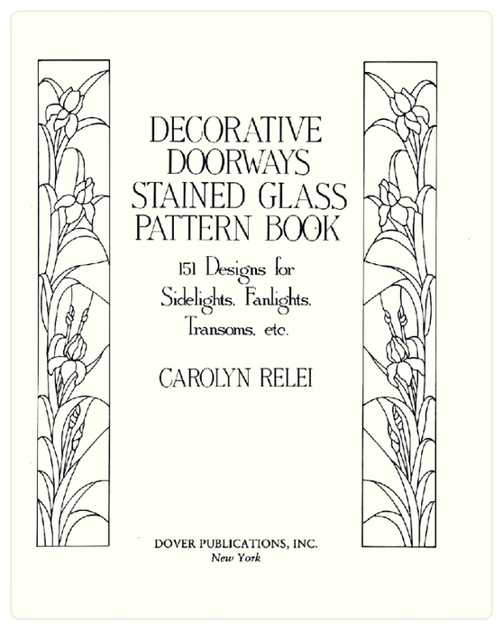 Decorative Doorways Stained Glass - 00 (558x700, 148Kb)