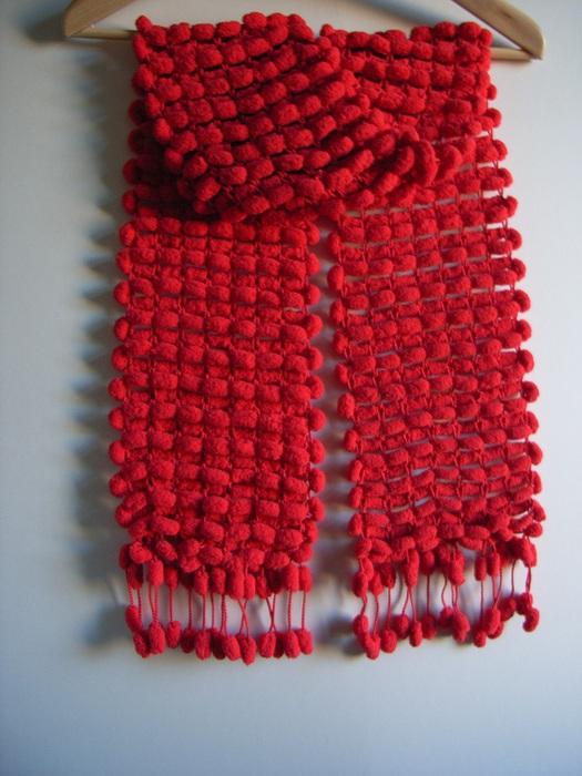4114762_Pom_Pom_wool_scarf_purple_3 (525x700, 125Kb)