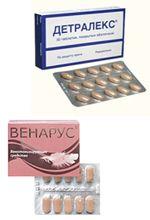 Таблетки пероральные Детралекс ( )