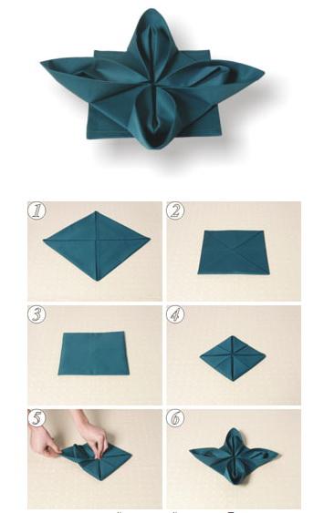 Украшения своими руками из бумажных салфеток
