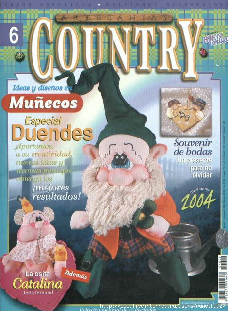 Capa - Artesanias Country n_06 - 2004 (470x640, 188Kb)