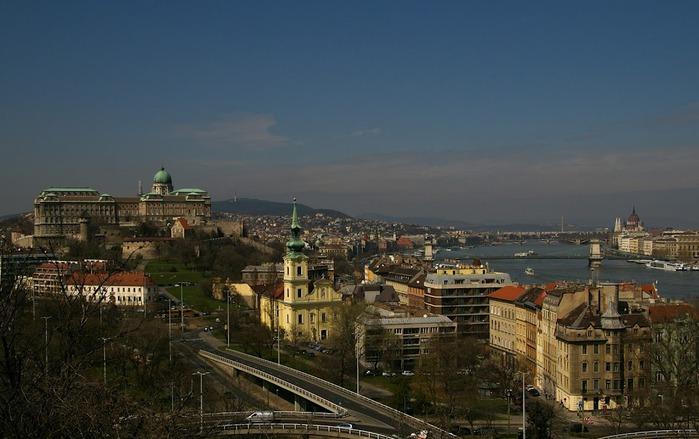 Королевский Дворец - Будапешт 58653