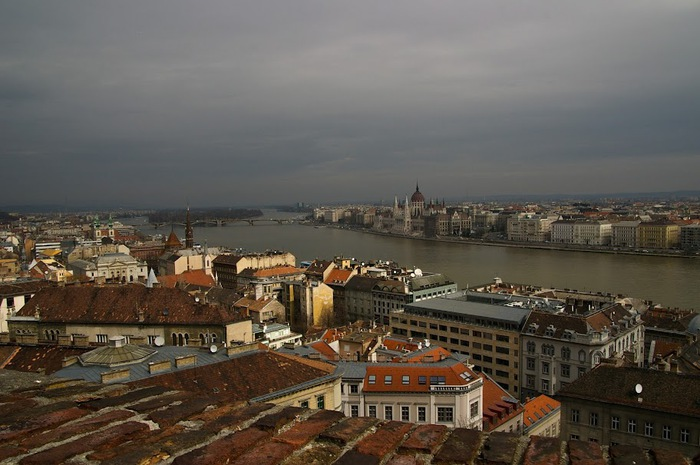 Королевский Дворец - Будапешт 29890