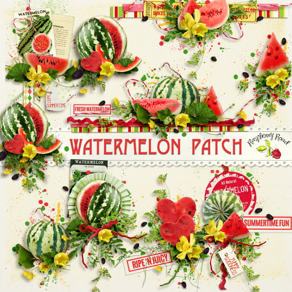 WatermelonPatch_SideClusters_Preview (600x600, 159Kb)
