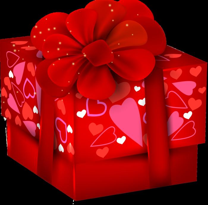 Картинки подарочные коробки на прозрачном фоне