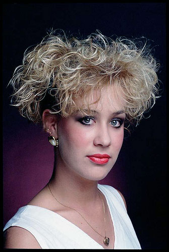 80s hairstyles for girls - 536×800