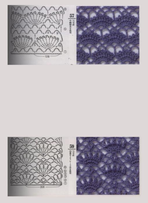 вязание беретов крючком со схемами. вязание цветков крючком и со.