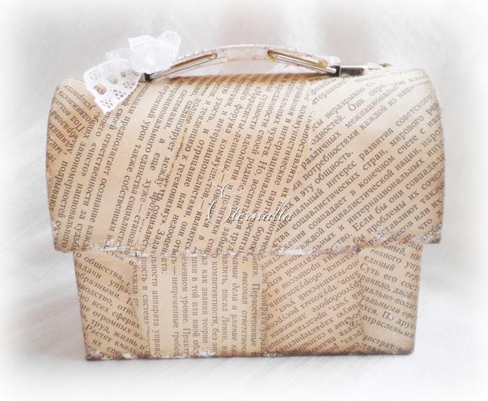 И вот, теперь в этом чемоданчике живут все ваши АТСочки.
