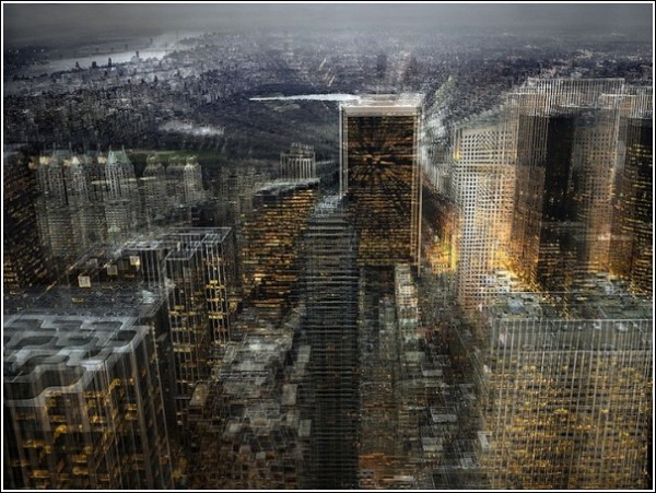 Город сквозь сон. 5 (600x451, 99Kb)