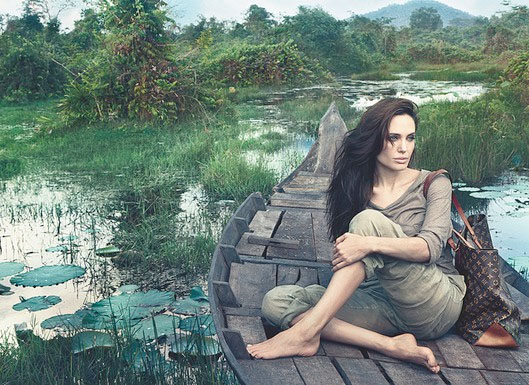 Angelina Jolie Core Values LV campaign (529x385, 110Kb)