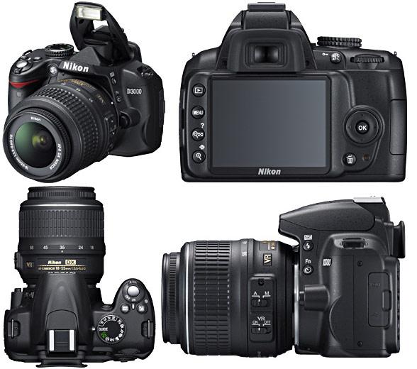 Продам Nikon D3000 Black 18-55 Kit+СУМКА + КАРАНДАШ - пл. Ленина.