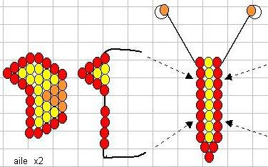 модульное оригами подробные схемы пасхальных яиц.