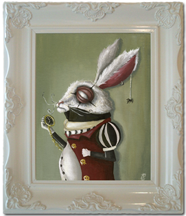 White-Rabbit-framed1 (271x314, 163Kb)