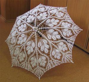 Cейчас вяжу зонтик. а где взять каркас не знаю, обошла детские магазины...