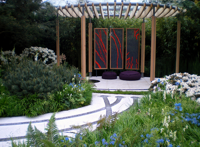 Homebase Memories of Cornwall Garden, RHS Chelsea Flower Show 2011  Flickr - Photo Sharing! (700x517, 949Kb)