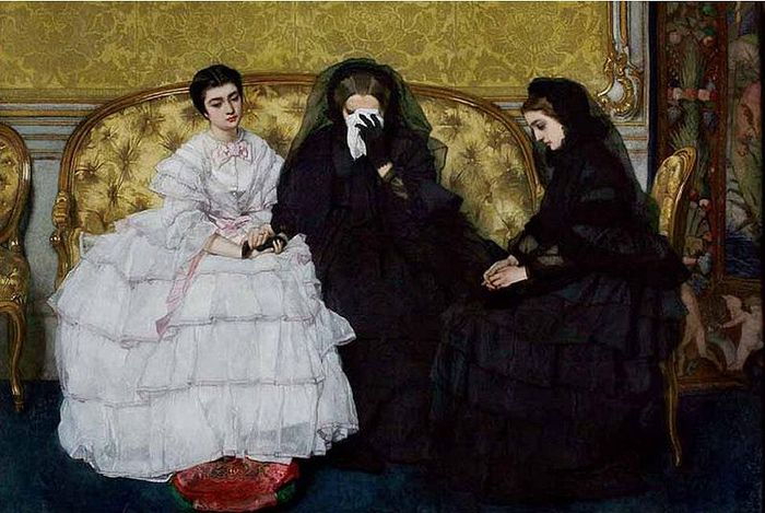 800px-'In_Memoriam',_painting_by_Alfred_Stevens (700x469, 69Kb)