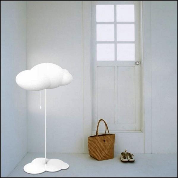 Светильник-тучка Cloud Lamp.