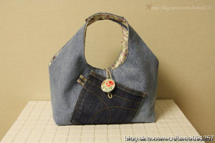 460 pxРазмер. сумки из старых джинсов Мода и модные.  Malaramar.