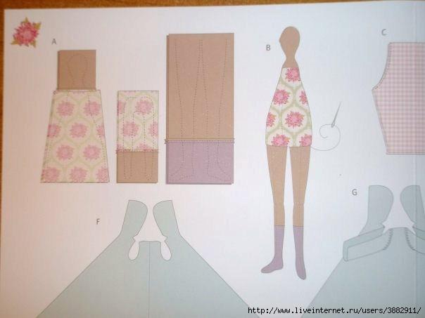 From gallery: кукла тильда выкройки & выкройка шапки.