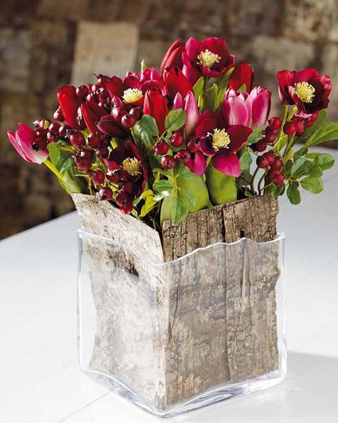 как украсить вазу своими руками - Веб2.0
