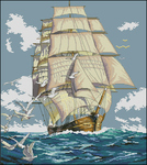 Превью Dimensions03886 Clipper Ship Voyage  (582x651, 407Kb)