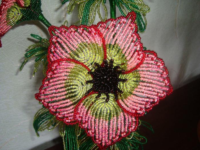 Название: цветы из бисера схемы гиацинт Хеш...
