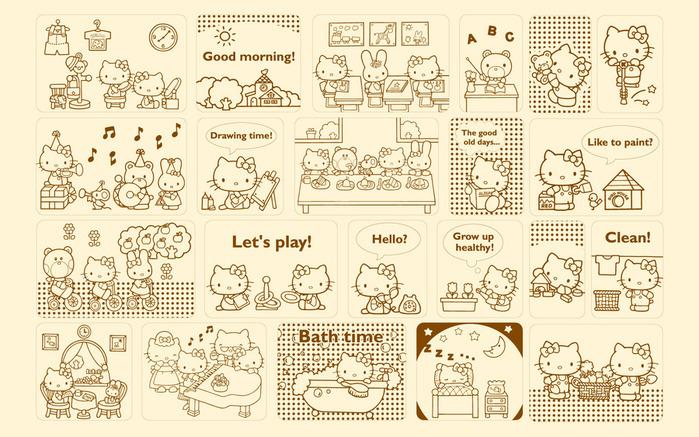 Hello Kitty(Привет Китти), картинка-10