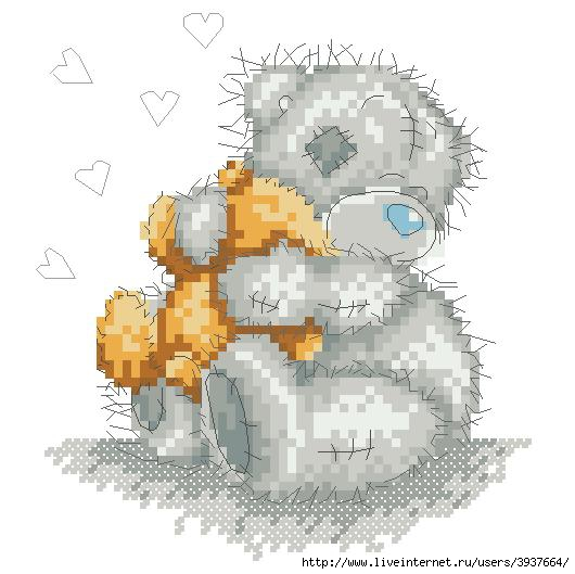 3937664_297_AnchorTeddyBea (530x529, 115Kb)