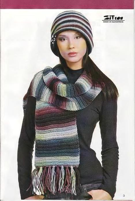 Вязание. вязаная шапочка с ушками.  Детям. шапки, шарфы, вязание шарфа...