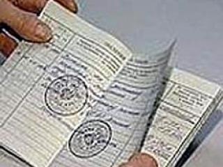 С его помощью на патенте просвечиваются невидимые зеленые линии и надписи.