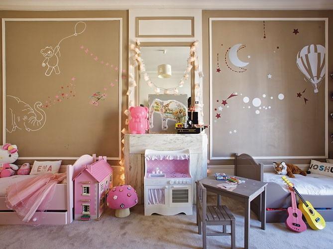 красивые детские комнаты самое интересное в блогах