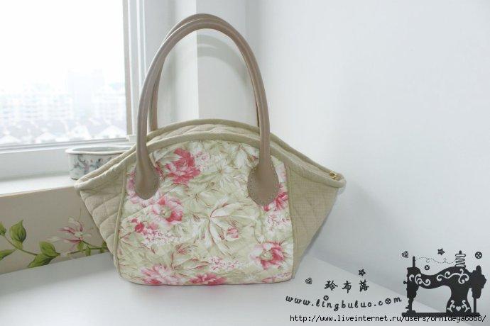 Лоскутные сумки китайских мастериц.