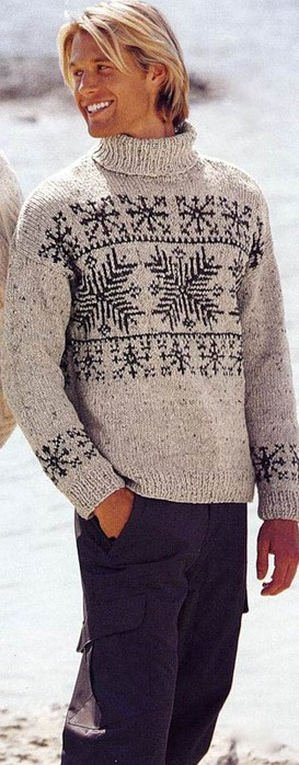 мужские вязанные полуверы жилеты, в ... кофты свитера полуверы вязание.