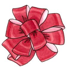 Несколько способов красивой упаковки подарка.