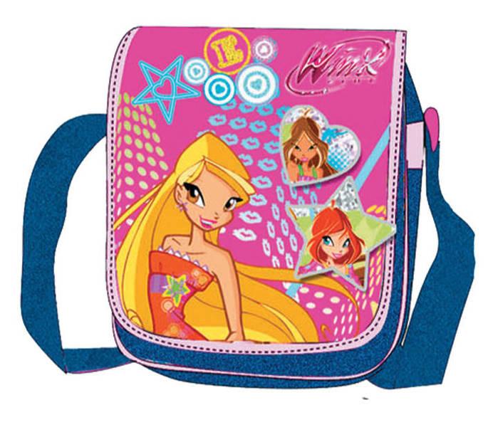 Winx сумка, портфель Winx, детский ранец, сумка для школы.