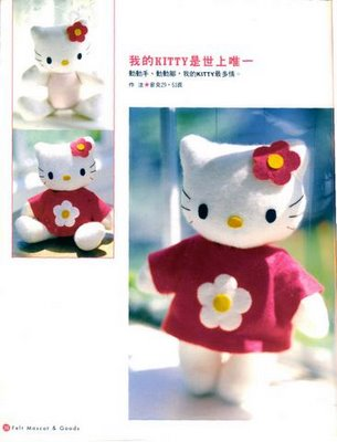 Hello Kitty, красивая сумочка от Hello Kitty.