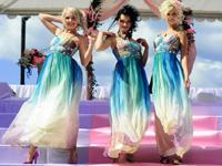 фасоны длинных платьев
