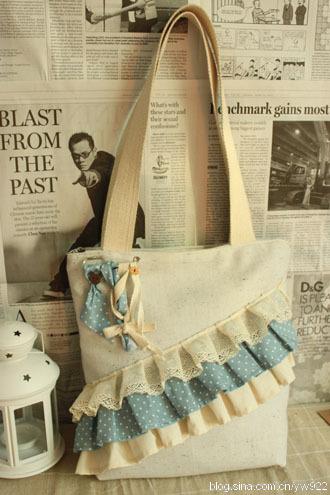 ccc3f65af250 как украсить сумку - Самое интересное в блогах